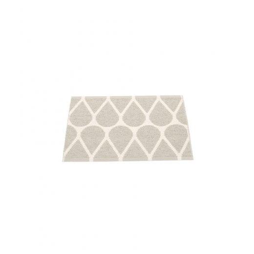Pappelina Drop Style Mat/Rug - Linen/Vanilla