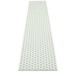 NOA Pappelina Mat/Rug PALE TURQOUISE/VANILLA 70X350CM