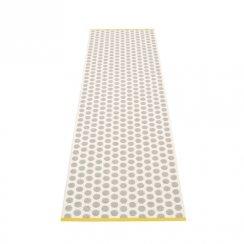 NOA Pappelina Mat/Rug WARM GREY/VANILLA 70X250CM