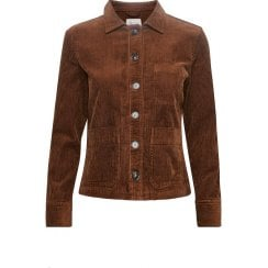 Part Two Beginas Jacket - Chocolate Brown