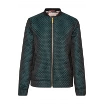 Part Two Bomber Jacket - Green