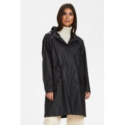 Part Two Bryce Raincoat - Black