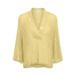 Part Two Cillia Blouse - Yellow