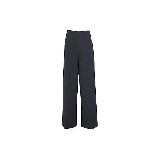 Part Two Fritzy Black Wide Leg Trousers