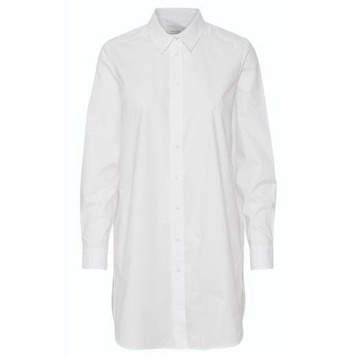 Part Two Long Cotton Shirt