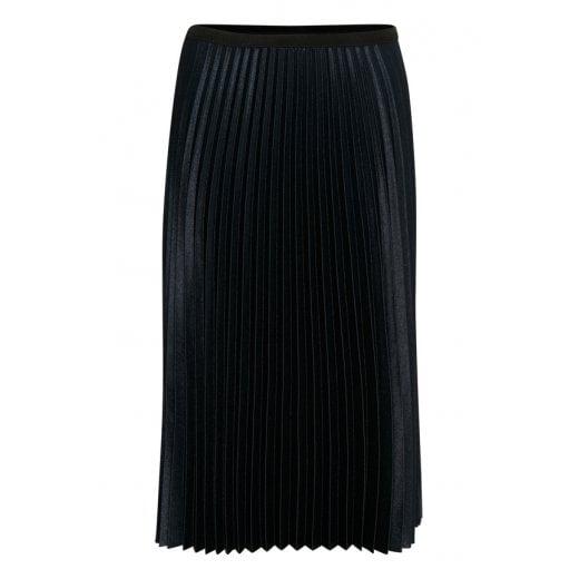 Part Two Nayo Skirt - Navy Blazer
