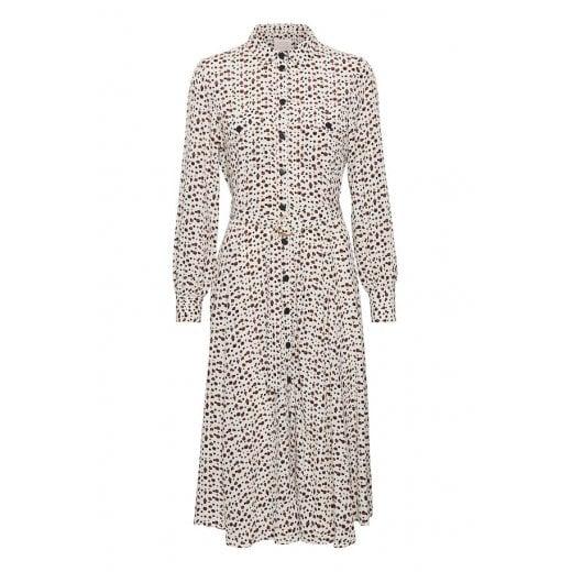 Part Two True Dress - Brown