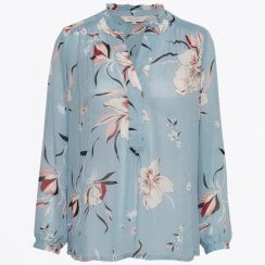 Part Two V Neck Floral Blouse