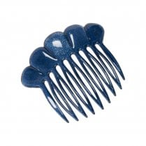 Pico Fan French Comb - Blue