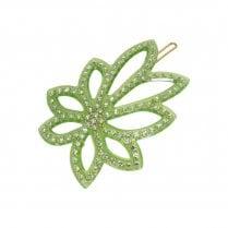 Pico Lule Hair Pin - Green