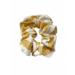 Pico Melba Scrunchie - Lemon