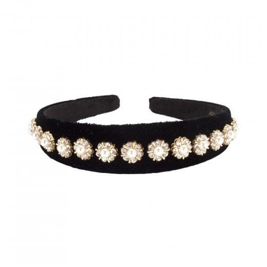 Pico Nicole Headband - Black