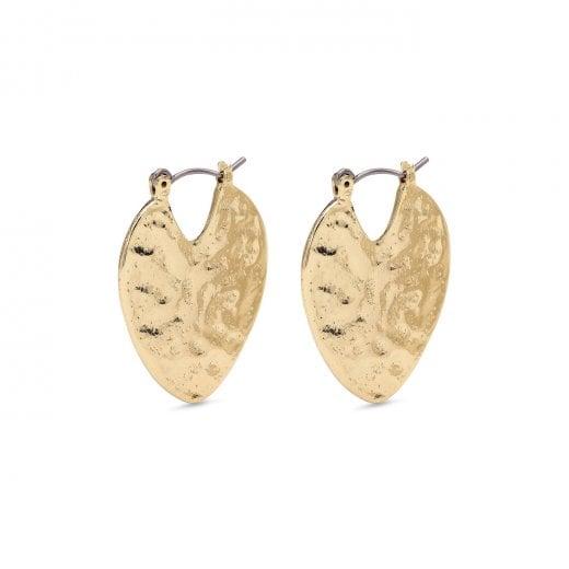 Pilgrim Ama 1 Gold Plated Earrings