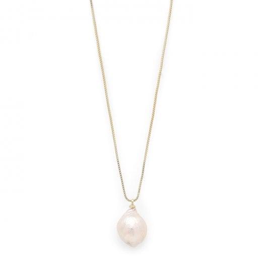 Pilgrim Ama2 Gold Plated Necklace