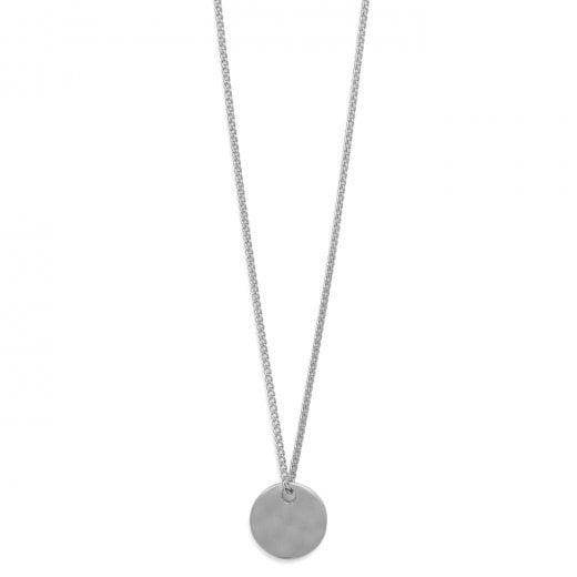Pilgrim Liv Necklace - Silver Plated