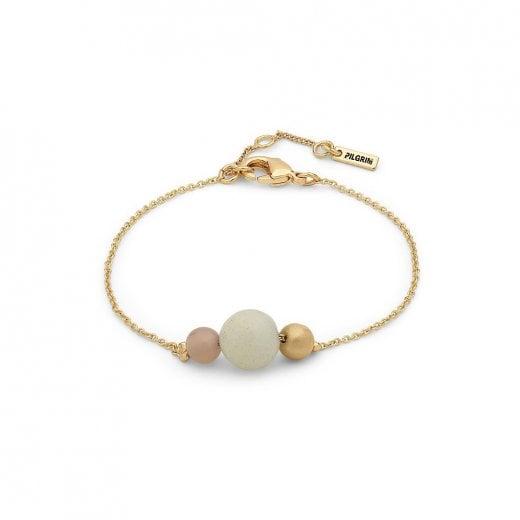 Pilgrim Meriel Gold Plated Bracelet