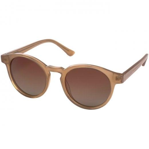 Pilgrim Merle Sunglasses - Nude