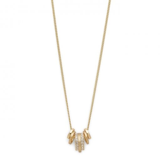 Pilgrim Robyn Gold Plated Necklace