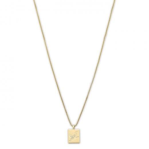 Pilgrim Tana Gold Plated Necklace