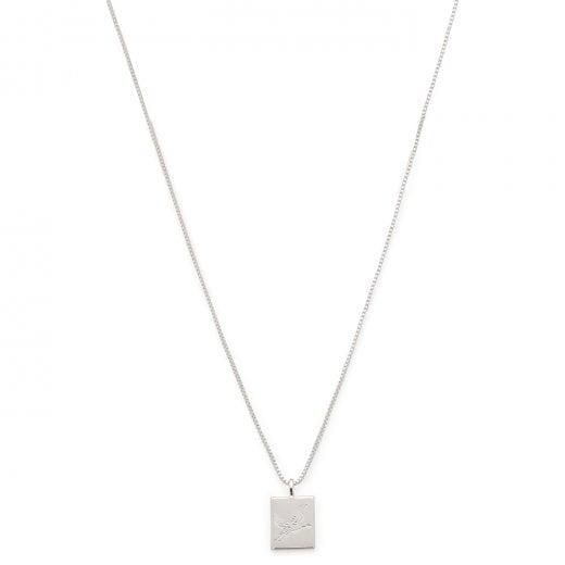 Pilgrim Tana Necklace - Silver Plated