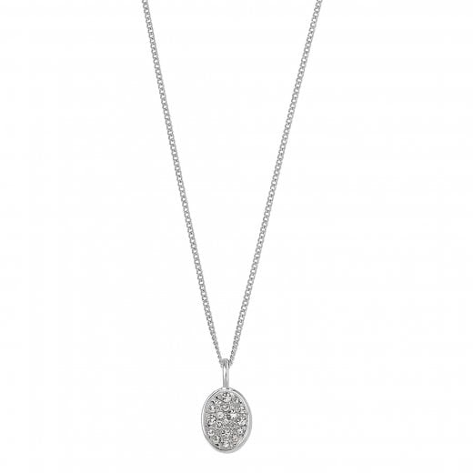 Pilgrim Urd Necklace-Silver Plated