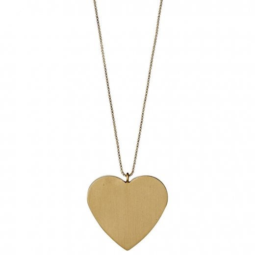 Pilgrim Vivi Gold Plated Necklace