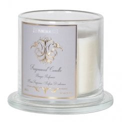 Pure Silk Scented Candle in Glass Dome