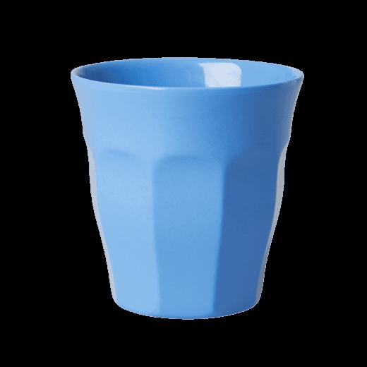 Rice Medium Melamine Cup in Dark Blue