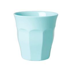 Rice Medium Melamine Cup in Dark Mint
