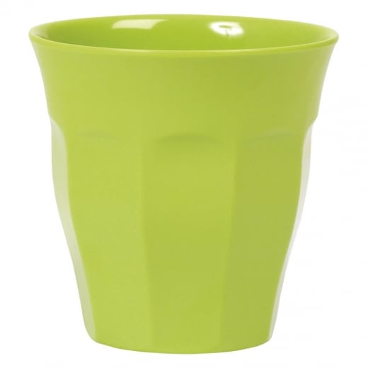Rice Medium Melamine Cup In Green