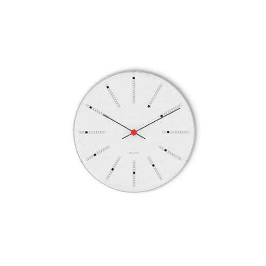 Rosendahl Arne Jacobsen Bankers Clock 29cm