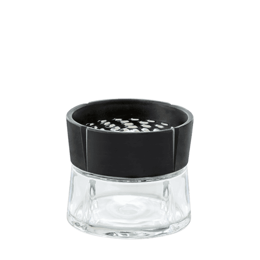 Rosendahl Grand Cru Grater Jar - Black