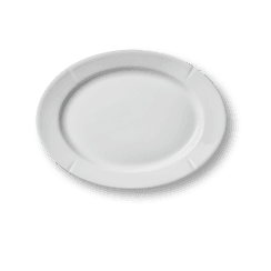 Rosendahl Grand Cru Oval Plate - White