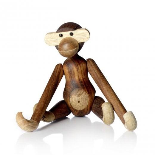 Rosendahl Kay Bojsen Wooden Monkey 9.5cm