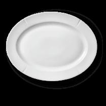 Rosendahl Large Grand Cru Oval Plate - White