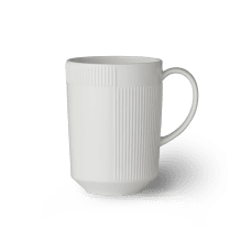 Rosendahl Pair of Porcelain Mugs - White