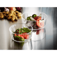 Rosendahl Small Glass Ovenproof Bowl - Clear