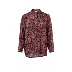 Saint Tropez Animal Print Shirt