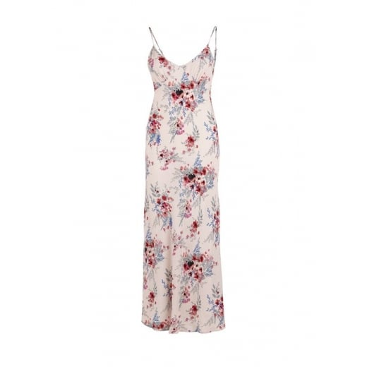 Saint Tropez Botanical Printed Maxi Dress
