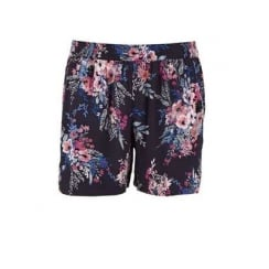 Saint Tropez Botanical Printed Shorts