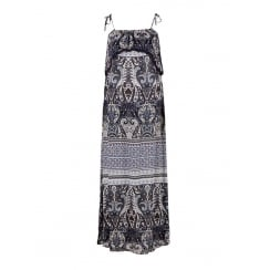 Saint Tropez Paisley Maxi Dress