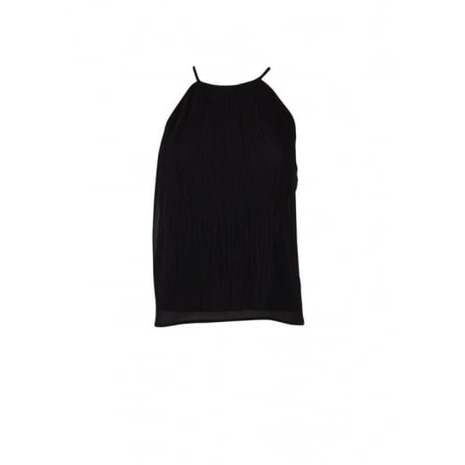 Saint Tropez Pleated Strap Top