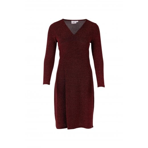 Saint Tropez Shimmer Dress with Knot