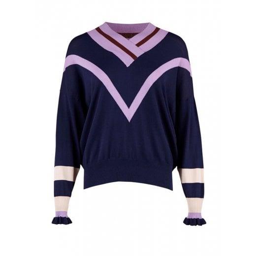 Saint Tropez Sporty Sweater