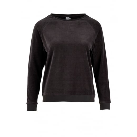 Saint Tropez Velvet Sweat Shirt