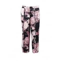 Saint Tropez Wide Leg Floral Trouser