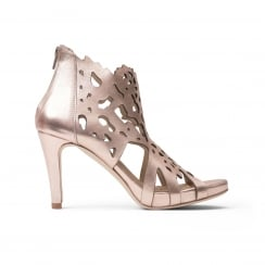 Sargossa Shades Stiletto Shoe - Rose Gold