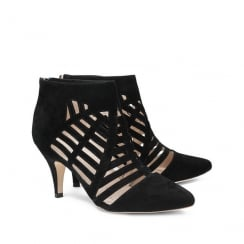 Sargossa Spider Black Shoes