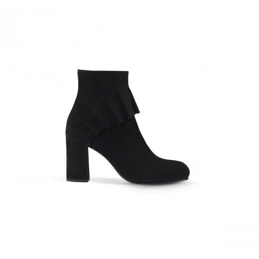 Sargossa Wisdom - Black Suede Boots