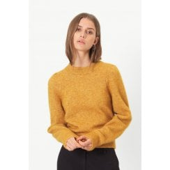 Second Female Brooky Knit Jumper  - Mango